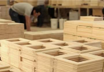 Muebles, vigas, puertas y pisos de madera nunca dejan de almacenar carbono