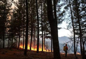 Las nuevas tecnologías aplicadas en Chile para combatir los incendios forestales