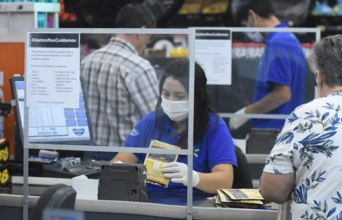 Supermercados: las medidas de salud y compras online para sus clientes