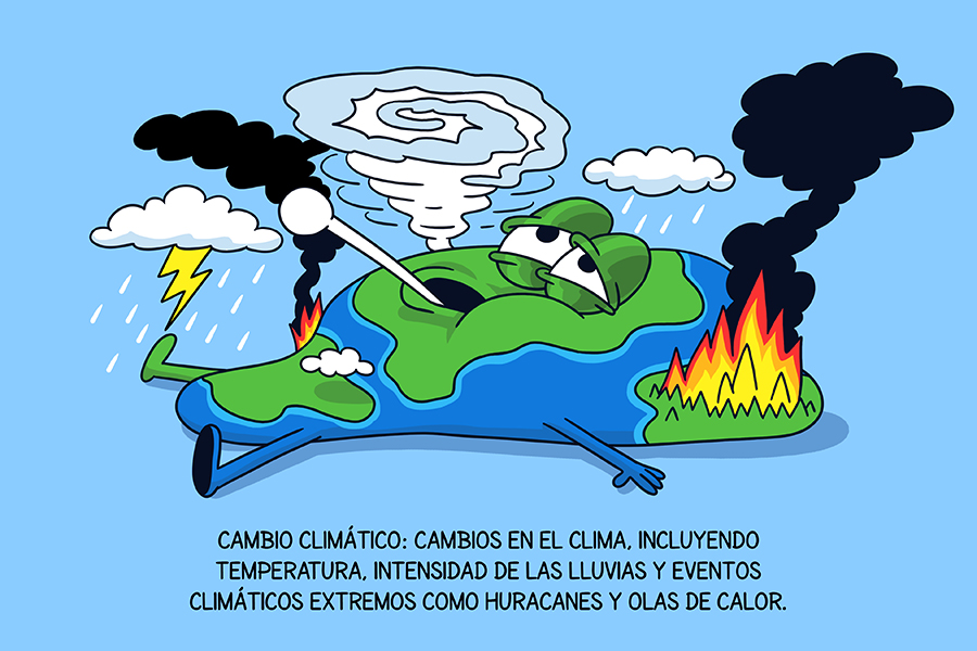 ¿Cómo entender el cambio climático? 7 conceptos para descifrar el fenómeno