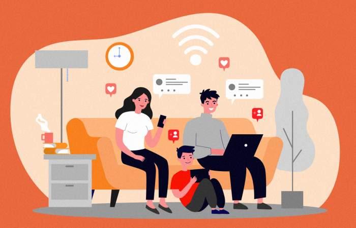El explosivo aumento del uso de las redes sociales en Chile durante 2020