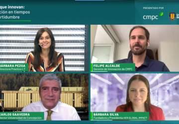 Primer conversatorio Fibras que Innovan: Las oportunidades en tiempos de incertidumbre