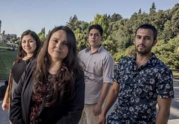 Las historias de los estudiantes de la Universidad de Concepción detrás del Desafío Conexión CMPC 2020