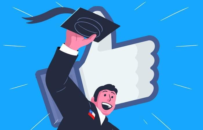 Chileno logra una beca de Facebook para sus investigaciones